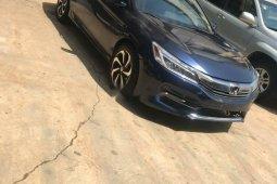 Nigeria Used Honda Accord 2013 Model Blue