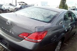 Super Clean Foreign Used Toyota Avalon 2008 Model for sale