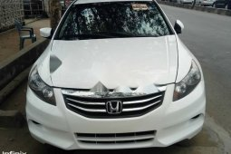 Foreign Used Honda Accord 2008 Model White