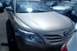Very Clean Toks Toyota Camry 2010 Model