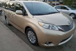 Clean Foreign Used Toyota Sienna 2011 Model for sale