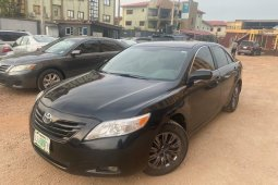 Very Clean Naija Used Toyota Camry 2008 Model for sale