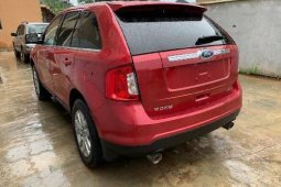 Clean Foreign Used Ford Edge 2011 Model for Sale