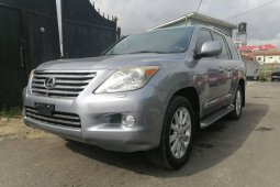 Tokunbo 2012 Lexus LX for sale