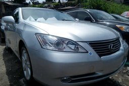 Foreign Used 2010 Model Lexus ES for sale