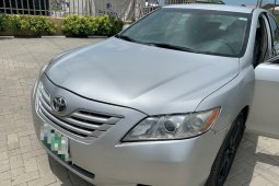 Very Clean Nigerian Used Toyota Camry 2008 Model for sale