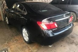 Clean Foreign Used Lexus ES 2007 Model for Sale
