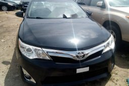 Foreign Used 2014 Toyota Camry for sale