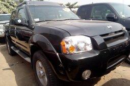 Full Option Tokunbo 2004 Nissan Frontier for sale