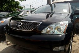 Foreign Used 2006 Lexus RX for sale