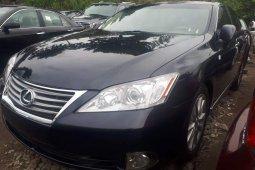 Foreign Used Lexus ES 2010 Model Black