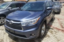 Clean Foreign Used Toyota Highlander 2015 Model for sale