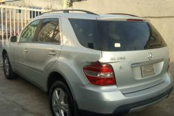 Clean Foreign Used Mercedes-Benz ML350 2007 Model