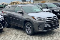 Brand New 2019 Toyota Highlander for sale