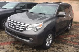 Clean Foreign Used Lexus GX 2017 Model for Sale