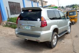 Clean Nigerian Used Lexus GX 2006 Model for Sale