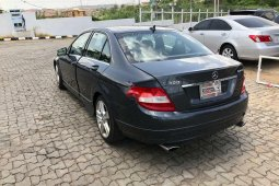 Foreign Used 2010 Black Mercedes-Benz C300 for sale