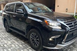 Foreign used Lexus GX460 for sale