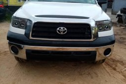Foreign Used 2008 Toyota Tundra for sale