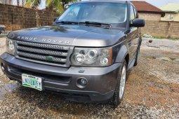 Nigeria Used Land Rover Range Rover Sport 2006 Model Gray