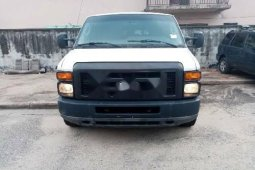Foreign Used Ford E-250 2011 Model White