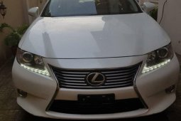 Foreign Used Lexus ES 2014 Model White