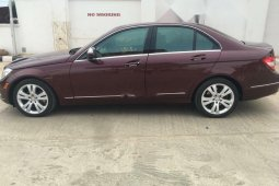 2008 Mercedes-Benz C300 for sale