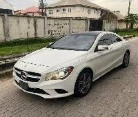 Foreign Used Mercedes-Benz CLA-Class 2014 Model