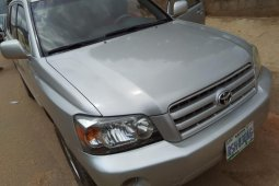Naija Used 2005 Toyota Highlander for sale