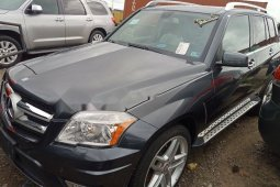 Foreign Used Mercedes-Benz GLK 2011 Model Gray