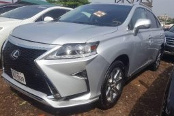 Foreign Used Lexus RX 2011 Model