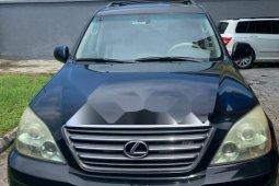 Nigeria Used Lexus GX 2005 Model Black