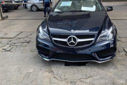 Mercedes benz E350 2014 Foreign used Coupe (2 doors) for sale