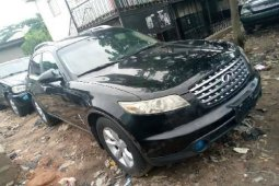 Direct Tokunbo Infiniti FX 2005 Model