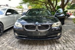 Foreign Used BMW 5 Series 2014 Model Black