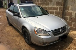Naija Used Nissan Altima 2005 Model for sale