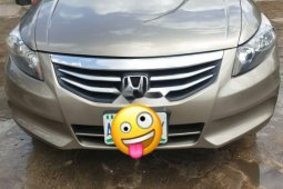 Tokunbo 2008 Honda Accord for sale