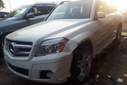 Foreign Used Mercedes-Benz GLK 2010 Model White
