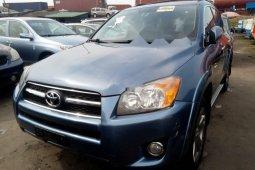 Foreign Used Toyota RAV4 2010 Model Blue
