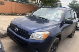 Foreign Used 2007 Toyota RAV4 for sale