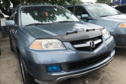 Foreign Used 2005 Other Acura MDX for sale in Lagos.