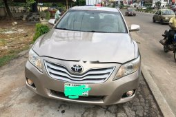 Nigeria Used Toyota Camry 2008 Model Gold