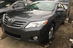 Clean Direct Tokunbo Toyota Camry 2008