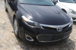 Foreign Used Toyota Avalon 2015 Model for sale