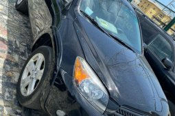 Foreign Used 2007 Black Toyota RAV4 for sale in Lagos
