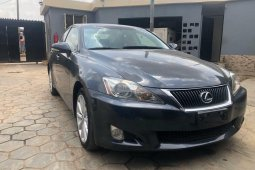 Foreign Used 2010 Lexus IS for sale