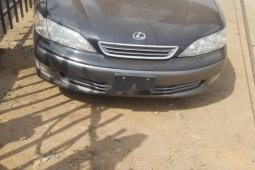 Foreign Used Lexus ES 2002 Model Gray