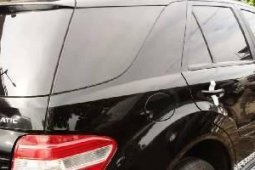 Foreign Used Mercedes-Benz ML350 2007 Model Black