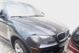 Nigeria Used BMW X6 2012 Model Black