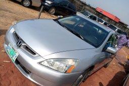 Super Sharp Naija Used Honda Accord 2003 Model